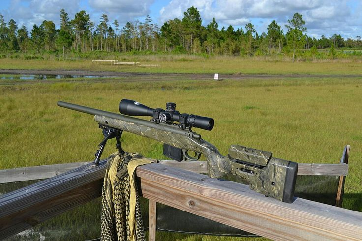 The Tactical M-40, still Top Dog in regards to preferred tactical & precision rifles. It has progressed since the original wooden stocked rifles were fielded in Vietnam. The latest evolution of the M40 is the Chimera™- designed to survive by outperforming the competition. This action is one of the options in what could easily be described as one of the finest precision rifles in the world! Only the highest quality bench rest standard blanks are used to ensure perfection in precision…