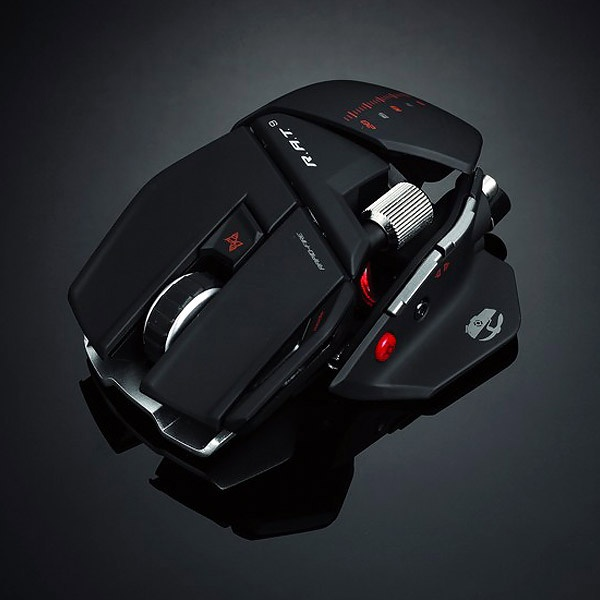 Mad Catz Rat 9 professional gaming mouse