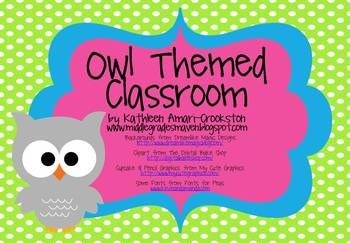 175 pages worth of owl themed resources! :): Classroom Idea, Owl Themed, Classroom Themed Owl, Classroom Decoration, Middle Grade, Owl Classroom, Classroom Themes, Themed Classroom, 1St Grade