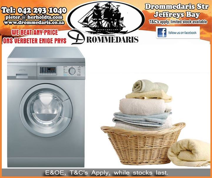 Invest in one of our Smeg 7/4kg Washer Dryers, these appliances have an AA electricity efficiency rating and are very user friendly,  http://apost.link/2W3. #homeimprovement #lifestyle #appliances