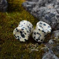 Dalmatian Jasper Plug