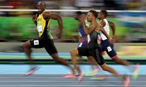'The defining image of Rio 2016 was Usain Bolt smiling at the camera' / #guardian | #enjoytheolys