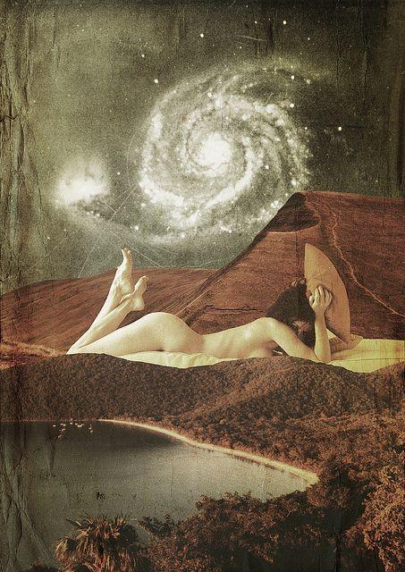 Collage Art by Mariano Peccinetti