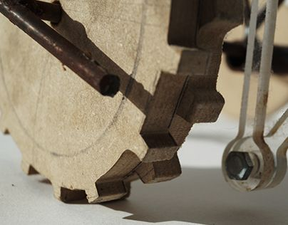 """Check out new work on my @Behance portfolio: """"Nabucco kinetic sculpture"""" http://on.be.net/1RQ7iE2"""