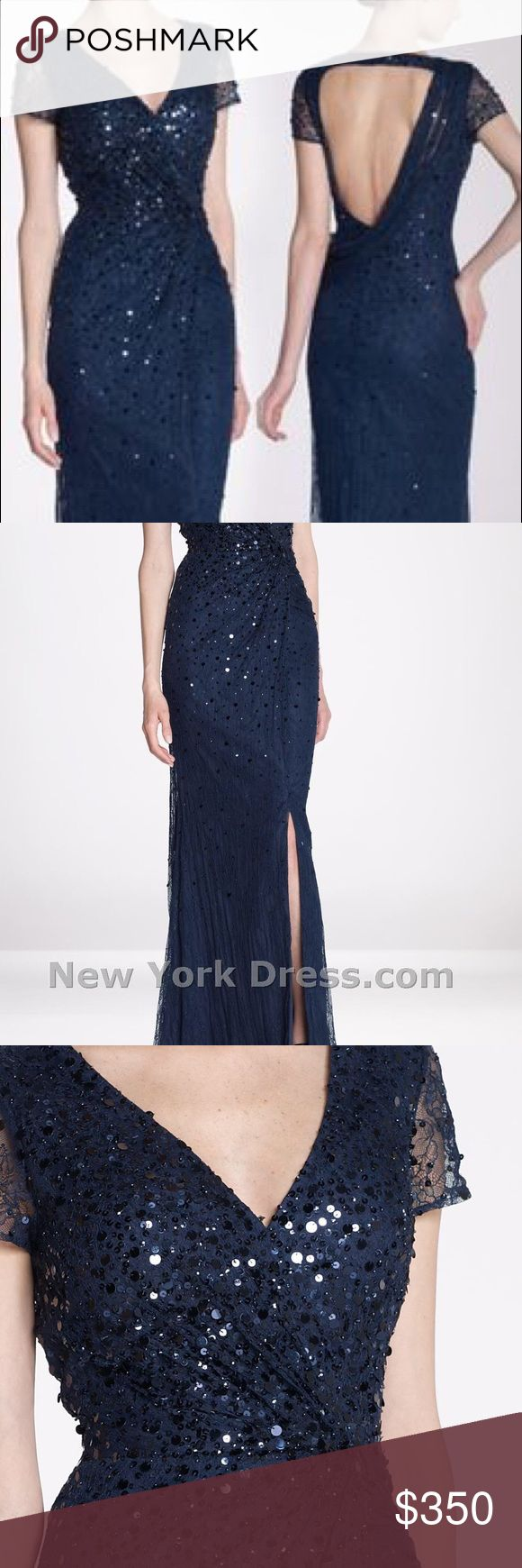 New Kathy Hilton Dress Blue long dress. New with tags Kathy Hilton Dresses