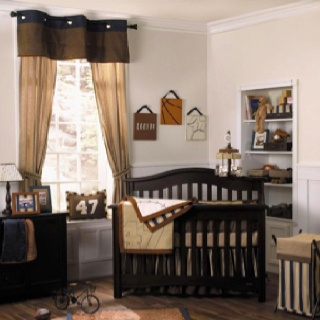 baby boy sports themed room kid rooms