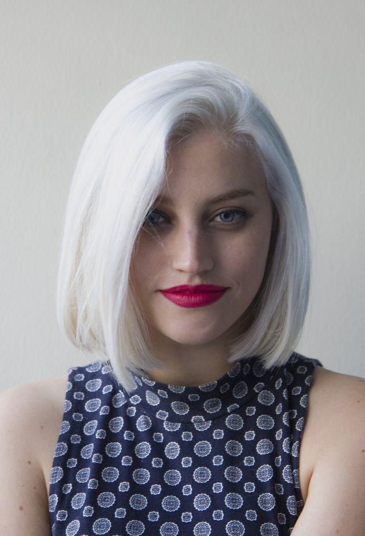 Pin by Demetria Laousis on gray hair | Pinterest