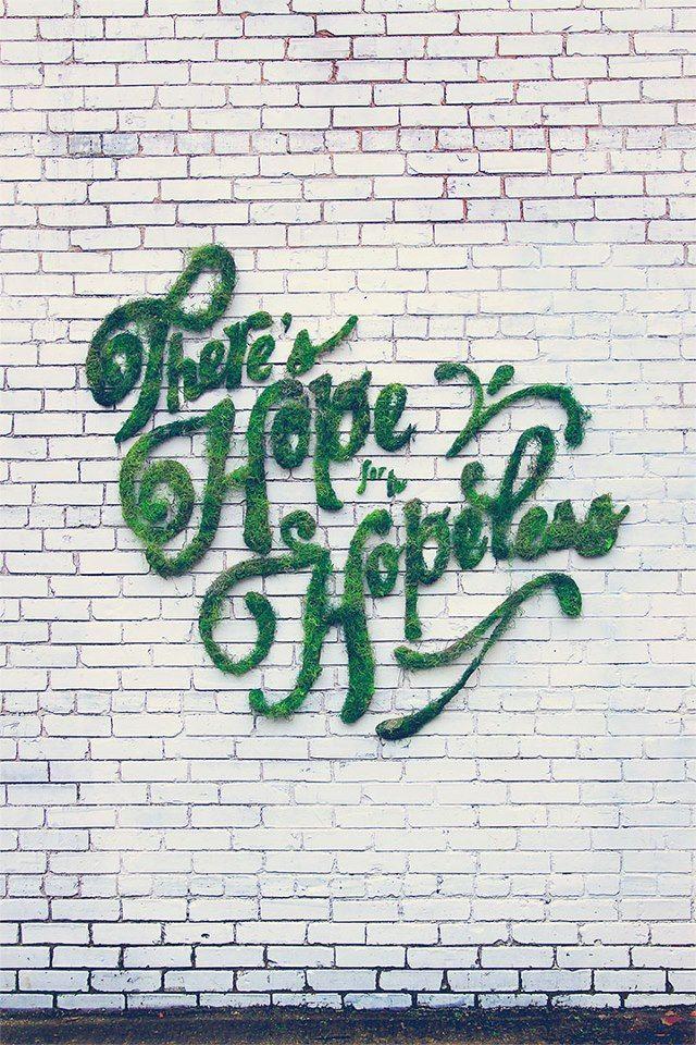 moss graffiti