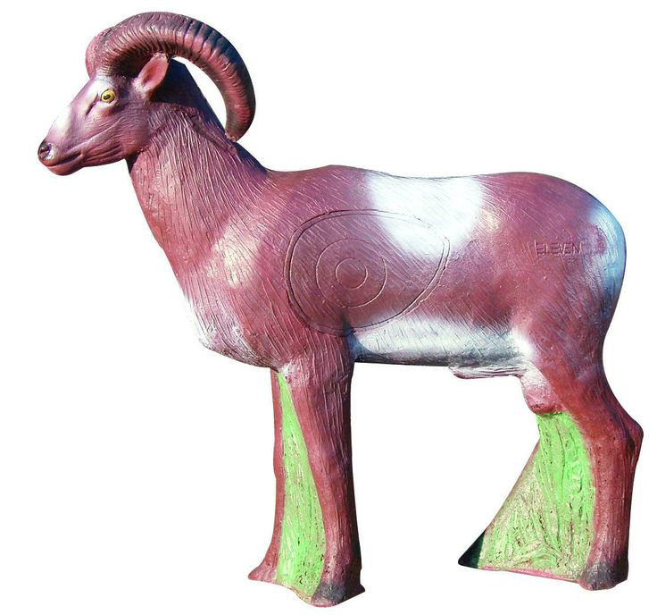 #Eleven 3D Mouflon / Sheep. #IFAA category: 2. #Eleven 3D Muflon. #IFAA kategória: 2.  #archery #target  http://eleventargets.hu/index.php?action=showpic&fid=44