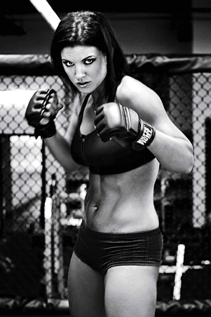 Gina carano diet plan and workout routine healthy celeb - Gina Carano Previous Face Of Women S Mma Trained In Muay Thai Was