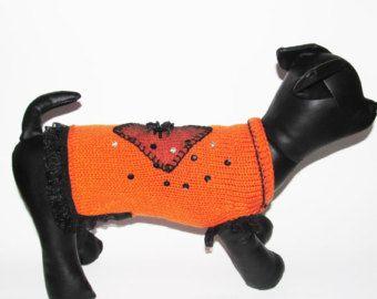 Vestiti del cane di Halloween per Halloween costume Designer Halloween di cane cane cucciolo costume Halloween vestito cane maglioni abiti di maglia-abbigliamento