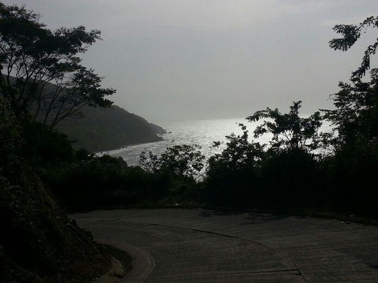 Regresando de Lomas de Caruao... #SunSet #Nature #Beach #Sea