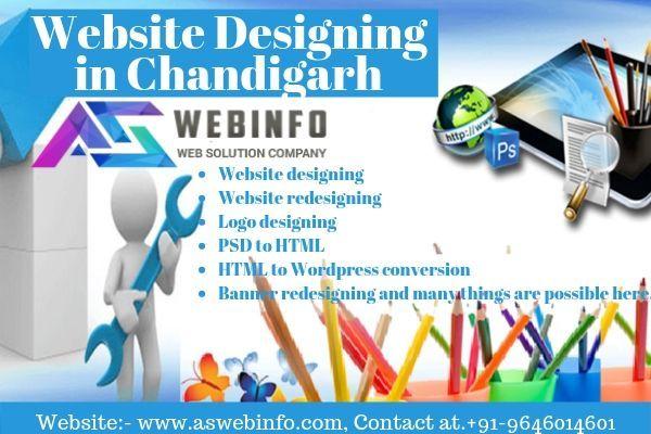 Website Designing In Chandigarh Web Development Web Designing Company Website Design Web Design Web Development