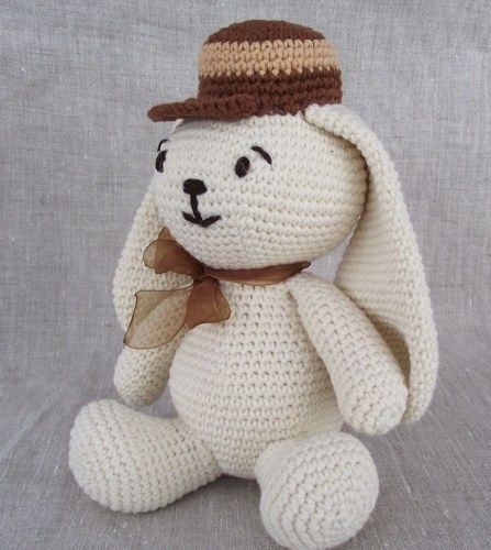 free crochet amigurumi animal patterns - Google Search