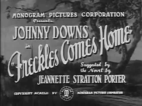 FRECKLES COMES HOME (1942) Gale Storm - Mantan Moreland - Johnny Downs - YouTube