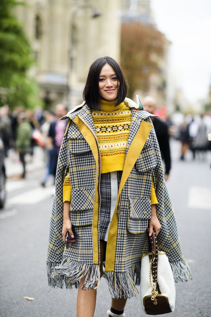 The Best Street Style From Paris Fashion Week: Spring 2018 ...