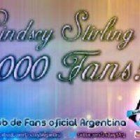 Lindsey Stirling - Мы сделали это! Один миллион лайков на моей странице в Фейсбуке. *1000 fans, Thanks guys! You're amazing!!!