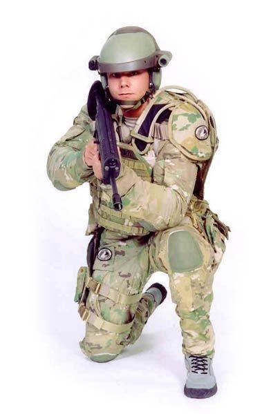The Army destination for the new OCP uniform