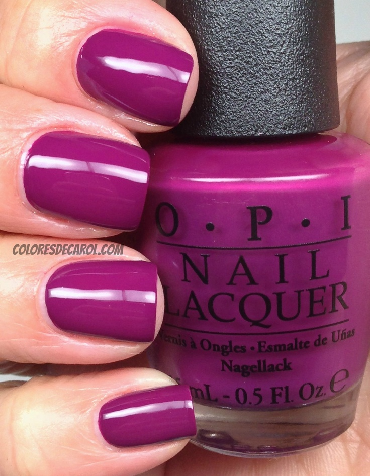 116 best Opi Opi!! images on Pinterest | Nail polish, Nail polish ...