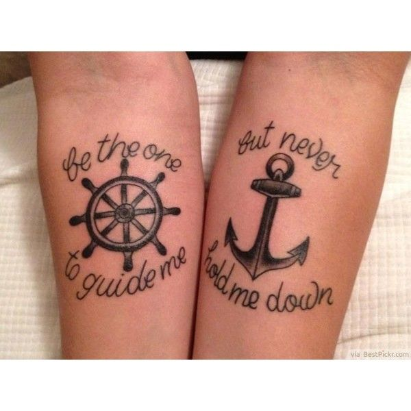 30 Matching Tattoo Ideas For Couples: Best 25+ Couples Tattoo Designs Ideas On Pinterest