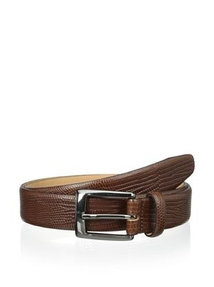 40% OFF The British Belt Company Men's Burley Belt (Dark Tan)