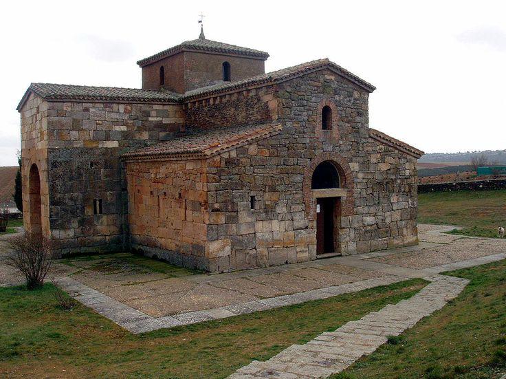 San Pedro de la Nave. Zamora. Arte visigodo.