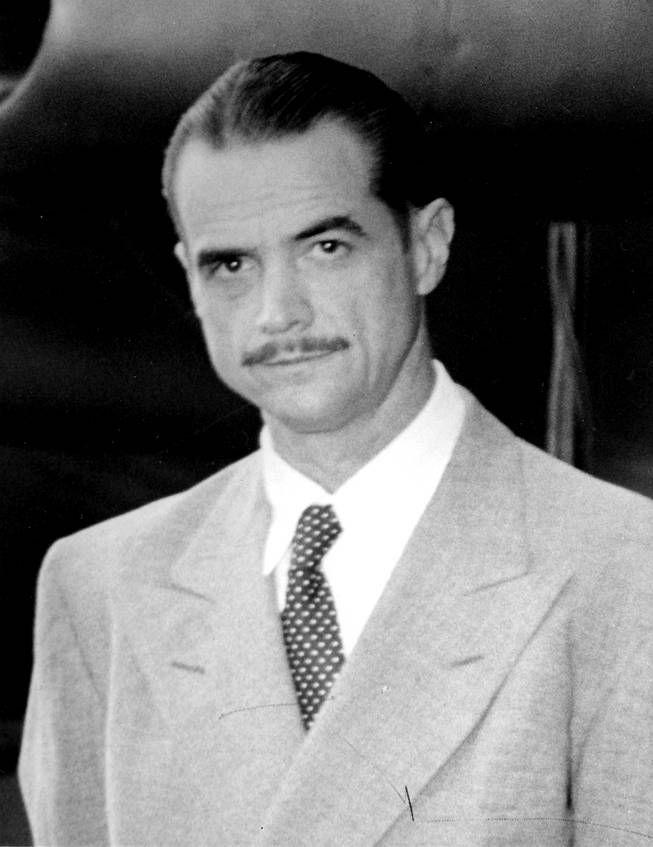 Business magnate, aviator, engineer, film producer, and director: Howard Hughes