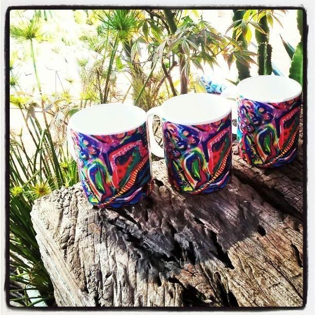 🌱🍃 MIREN quienes LLEGARON❕❕👏👏 nuevasTAZAS🍵con DOS de misOBRAS🎨?  🌿☀de la serieCALILEGUA🍃🌾 🌷🌹❕ IDEALES para tomar una SOPITA en la OFICINA🏢🏡😊 querés la TUYA❔❔ 🍵 🍵 🍵 pedidos ❌INBOX📫✉ ó a 📧 mercedesfalke@hotmail.com ☕ #arte #art #artista #naturaleza #inspiración #colores #natura #taza #café #tomateuncalilegua 😂 #arteUTILITARIO #arteCULINARIO #calilegua