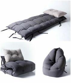 Bettsessel Schlafsessel – inspirierender Komfort und Behaglichkeit