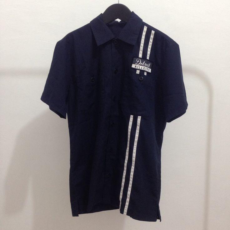 Hysteric glamour Workwear shirt supreme bape kith off-white by Okubukovintagestuff on Etsy