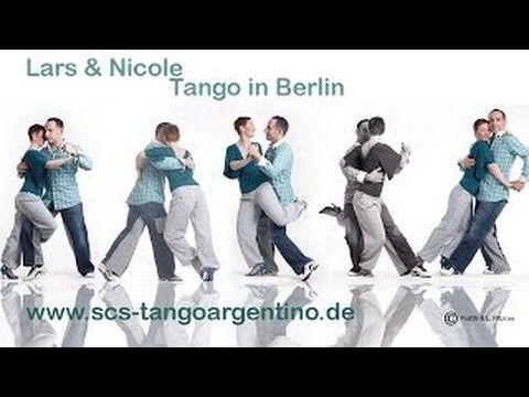 Lars & Nicole: Tango Lesson, ocho cortado variations