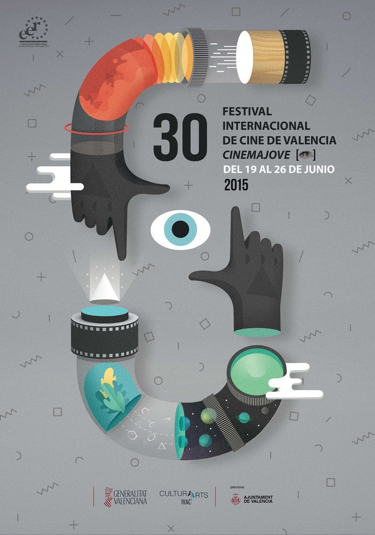 30e International Film Fest de Valence Cinema Jove par Casmic Lab