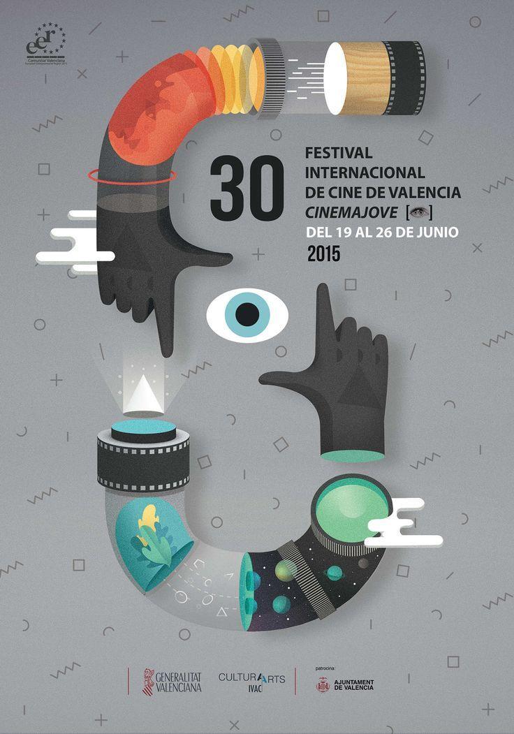 30e International Film Fest de Valence Cinema Jove par Casmic Lab