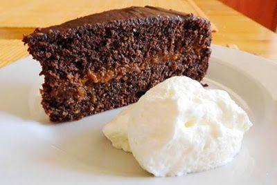 Paleo Sacher torta recept (hozzáadott cukormentes, gluténmentes, laktózmentes) ~ Éhezésmentes Karcsúság Szafival