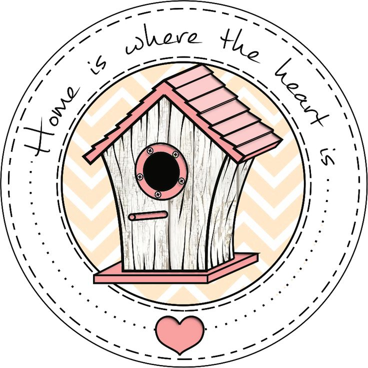 56. Home is where the heart is... :)