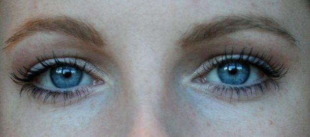 step 5 daytime eyeshadow for hooded eyes