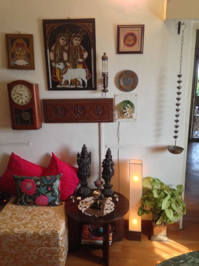 Home Tour: Ditu Di — An Affair With Color