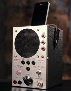 Retro iPod dock