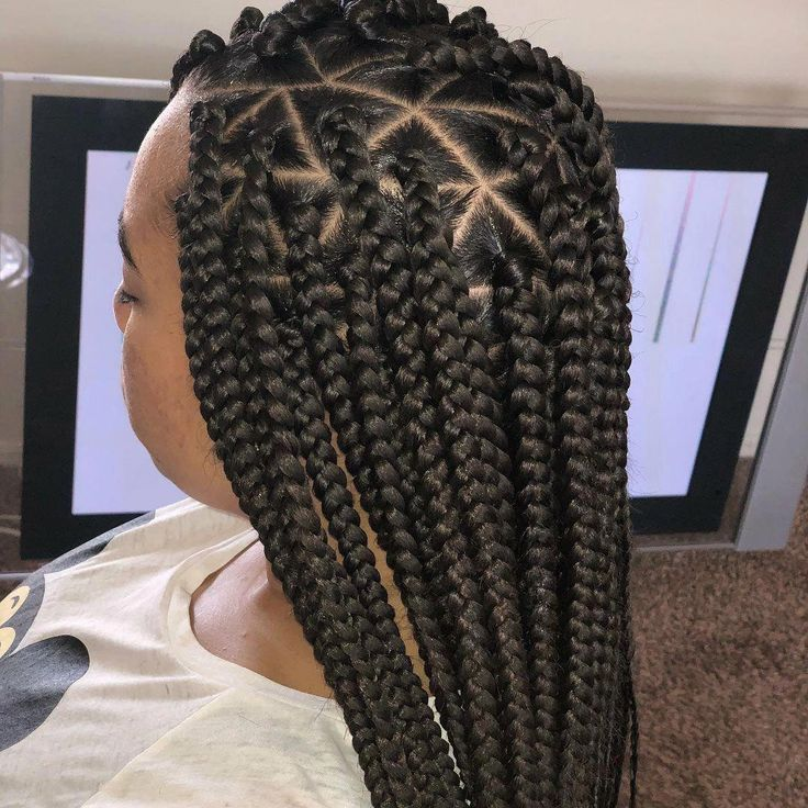 Pinterest Trvpin Boxbraidshairstyles Bigboxbr Coiffures Afro Enfants Coiffure Cheveux Naturels Coiffures Ethniques Coiffure Afro