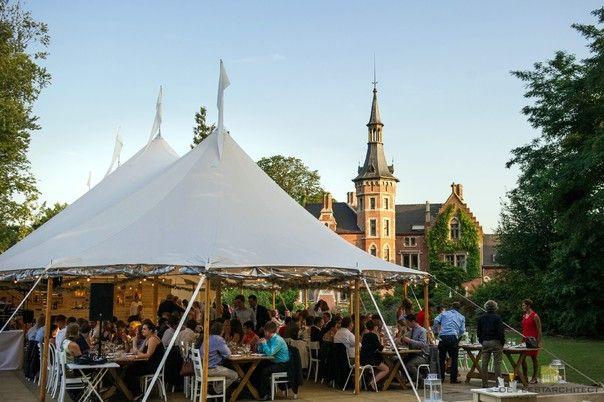 Park van Beervelde - Het Koetshuis, Beervelde (Oost-Vlaanderen)