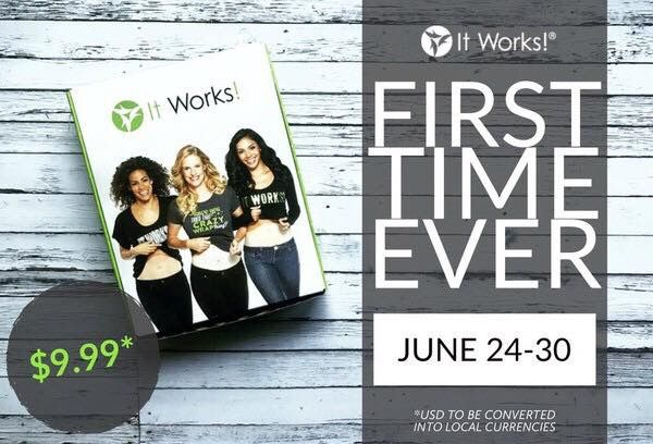 """9.99 """"What's the catch!?!""""  You guys. There is NO catch.   ✳️ The worst case scenario - you get a box of wraps, defining gel, and fab wrap for $9.99 (it feels so silly to write worst case by that insane special!) 😂 ✳️ The best case scenario - you start your business for $9.99 (you still get all the wraps and such!) and this opportunity changes your life! 🚀 Is today your day?!  www•healthywrappin.myitworks•com"""