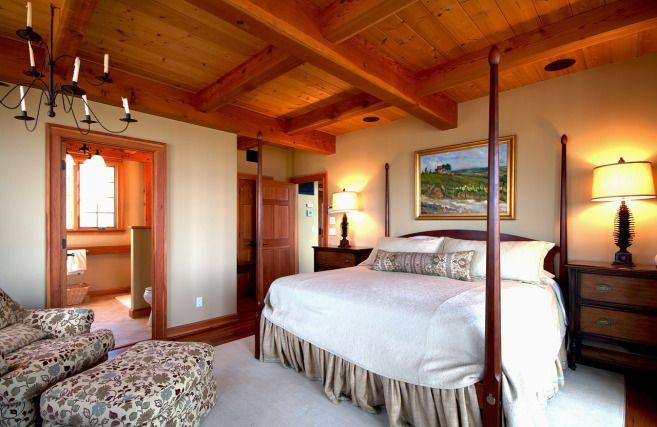poster bed rustic design