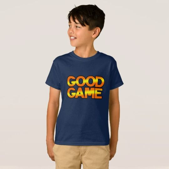 GG Kids' Hanes TAGLESS® T-Shirt