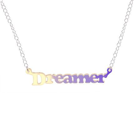 #Dreamer Necklace in Multicolour