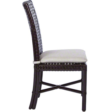 mcguire furniture company laced. McGuire Furniture: Antalya™ Dining Chair: No. LM-71 Mcguire Furniture Company Laced