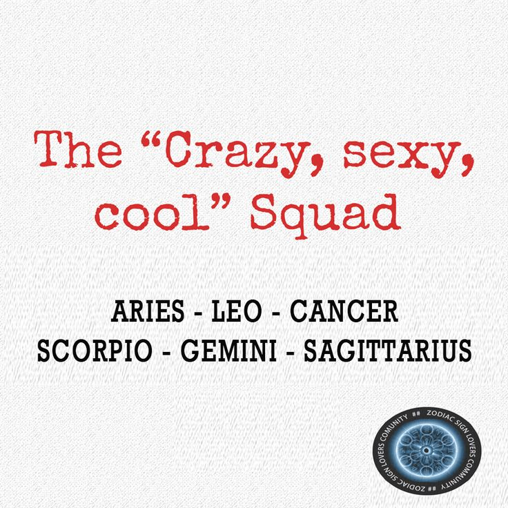 In the Best Squad :) #horoscopesdates