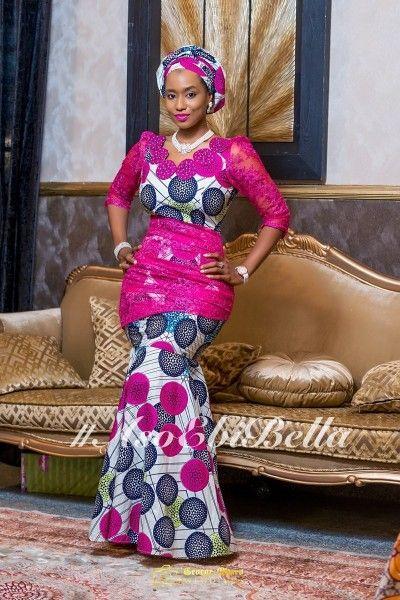 ♥African Fashion ● AsoEbiBella