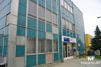NA PRENÁJOM: Kancelárske priestory v priemyselnom areáli Pestovateľská ulica
