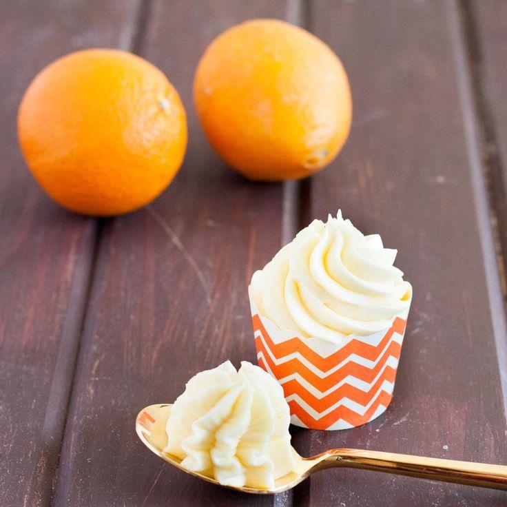 Best 25 Orange Cupcakes Ideas On Pinterest Summer