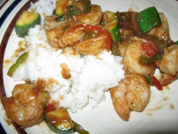 Kung Pao Chicken, Shrimp or Beef (Panda Express - Style ...